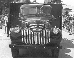Harold's first truck: 1941 Chevy 2 Ton
